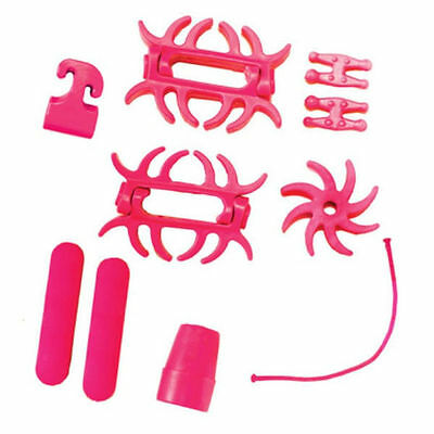 PSE Colored Rubber Set PINK