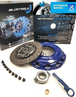 blüsteele HEAVY DUTY Clutch kit for NISSAN navara D22 3.0L TD diesel ZD30DDT
