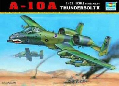 ◆ Trumpeter 1/32 02214 A10A Thunderbolt II model kit