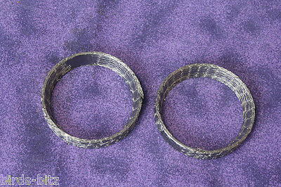 Tapered Exhaust Gaskets Harley Davidson Big Twin 1986-Later B94016