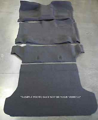Moulded Carpet 4 Piece Loop Pile Kit To Suit Gu Patrol Lwb