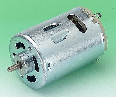 HS540 High Torque DC Motor suitable for industrial, automotive or marine apps