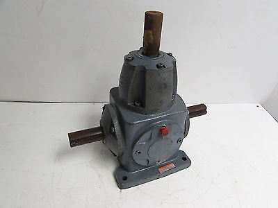 Boston Gear Vr158-Ev1 Spiral Bevel Gear Drive 1750Rpm 50.9Hp 1834 Torque *xlnt*