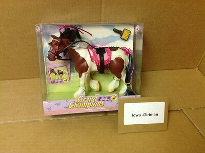 Grand Champions Mare Collection Gypsy Vanner 50090 Horse Play Set New