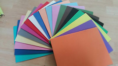 Craft foam, Funky foam, EVA foam A4- **BUY2GET1FREE** - mixed colours available