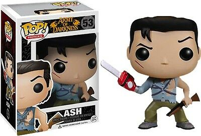Army of Darkness - Ash Pop! Vinyl Figure NEW In Box Funko