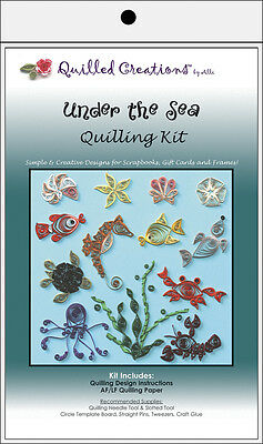 Quilled Creations Quilling Kit - Under The Sea