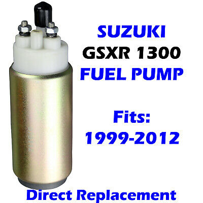 Replacement Fuel Pump 1999-2012 Suzuki Hayabusa GSXR1300 GSXR 1300 1300R