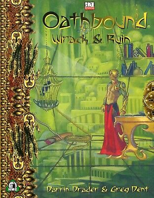 d20: Oathbound: Wrack & Ruin (New)