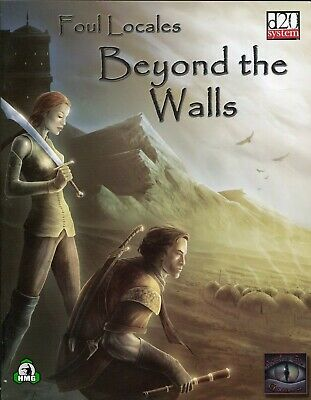 d20: Beyond the Walls (New)