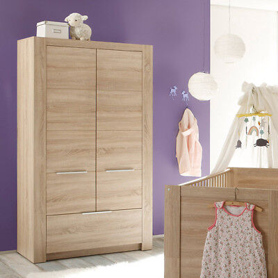 babyzimmer kleiderschrank eiche s gerau dreht renschrank. Black Bedroom Furniture Sets. Home Design Ideas