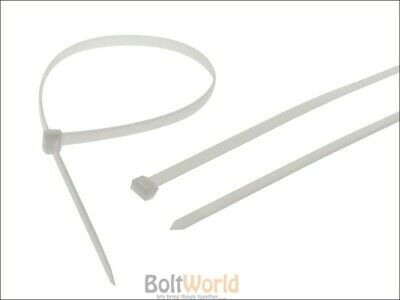 FAITHFULL FAICT1200WHD Cable Ties Heavy-Duty 120cm x 9mm Pack of 10