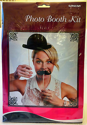 Hen Party/Girls Night Out Photo Booth Kit - Props - Accessories by amscan