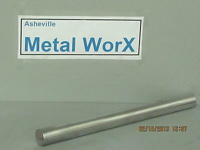 "1""  Steel Rod/  Keyed 1/4 Threaded 1""-12 (both ends) 24""Long  CRS"