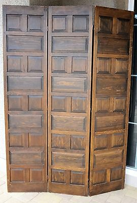 Mission - Arts & Crafts Style Folding Screen - Room Divider