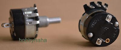 High Quality Potentiometer With Switch 100K Ohm WH134-2 Brand New 2pcs