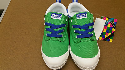 Volley International Women/'s Casual Sneakers Blue Green size 5,6,7,8,9