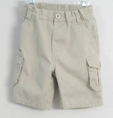 U.S. POLO ASSN. Size 18 Months Brown Cargo Shorts