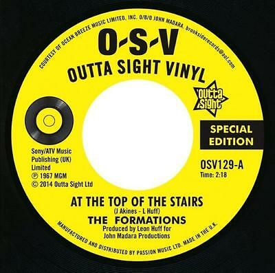 "FORMATIONS - At The Top Of The Stairs + Magic Melody 7""*Wigan Casino*Outta Sight"