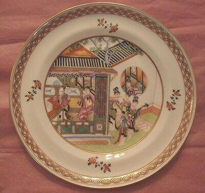 Herend Fancy Dessert/Salad Plate,  never used . Premium Painting Rare Pattern