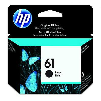 HP CH561WN 140 61 Original Ink Cartridge - Black