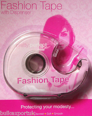 Double Sided fashion Tape Body Dress Secret with dispenser