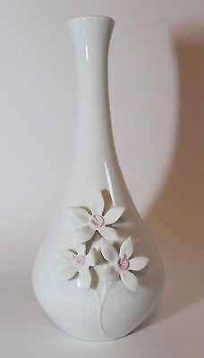 Lenox Flora Forget me knot bud vase. NEW in box.