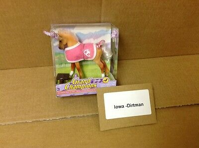Grand Champions Classic Foal Collection Quarter Horse 26034 Play Set New