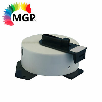 1 Compatible for Brother DK-11218 Round Die Cut Paper Label 24mm Diameter QL570