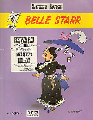 Lucky Luke 35 - Belle Starr