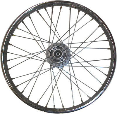 "New Honda Xl125R Front Wheel 1.40 X 21"" + Spindle And Speedo Drive"