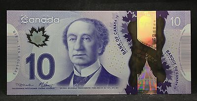 Bank Of Canada 10 Dollars (2013)
