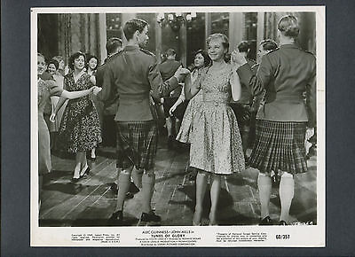 Very Young Susannah York - 1960 Tunes Of Glory - Scotland