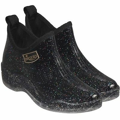 New Briers Ladies Ankle Boots Stardust Size 5 Garden Shoes / Outdoor Boots