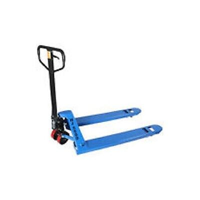 "Pallet Jack / Hand Truck 5500Lb 27"" X 48"" New 1-Year Warranty Ships Free!"