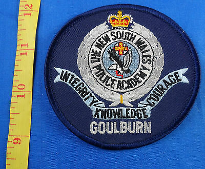 police patches eBay