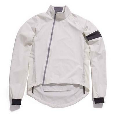 Rapha Cycling Cream Lightweight Rain Sports Jacket. Various Sizes. NEW.