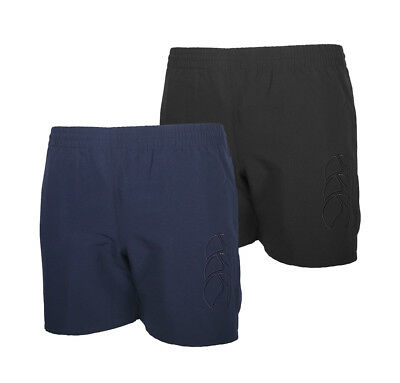 Canterbury Tonal Tactic Kids Shorts With Pockets Size 8-14Yrs