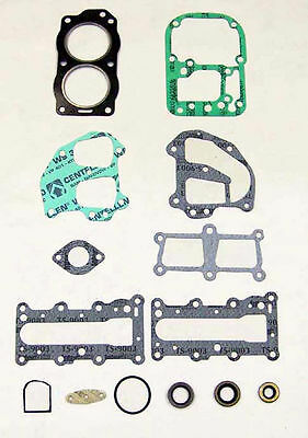 WSM Outboard Johnson / Evinrude 9.9 / 15 Hp PWHD Gasket Kit 500-119, 0436358