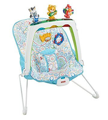 FISHER-PRICE Shakira First Steps Collection Musical Friends BOUNCER, CJT92