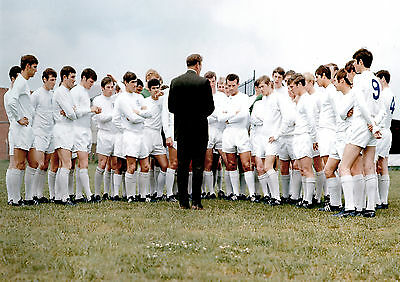Leeds United 1968 (Football) Photo Print 01