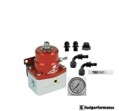 AEROMOTIVE A1000 Injected Bypass EFI Fuel Pressure Regulator DIY Kit  #13109