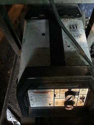 hobart welder Handler 120 model Wire Feed 220v