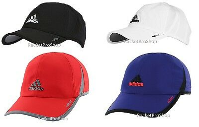 NEW MEN S ADIDAS adiZero II Cap Tennis Hat Running Golf -  22.00 ... 19e93c317311