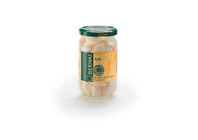Pickled Garlic - Lazy Garlic - Dientes de Ajo - 150g jar