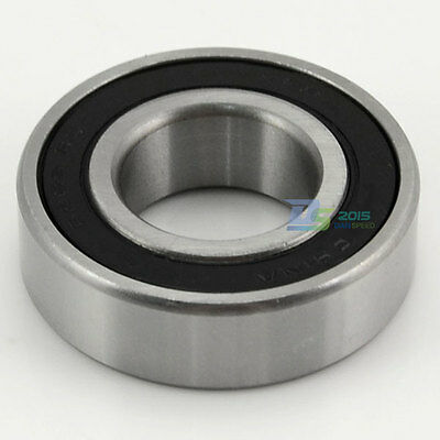 6200 6201 6202 6203 6204 6205 6206 2RZ Rubber Sealed Deep Groove Ball Bearing