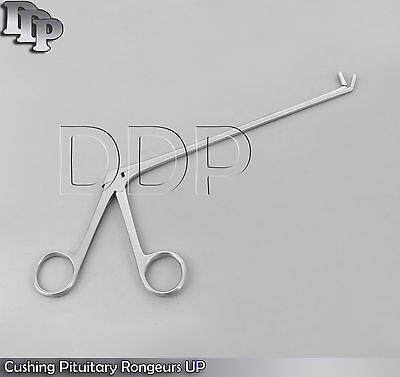 """Cushing Pituitary Rongeurs 8"""" 3x10mm Cup (Up) ENT Surgical Instruments"""