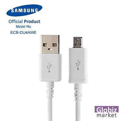 Genuine Original Samsung Micro USB Sync Charger Data Cable Galaxy Note 2 S5