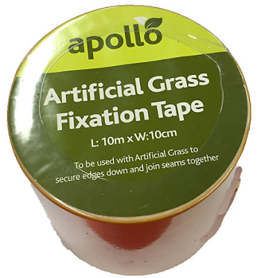 Artificial Grass Tape Self Adhesive Joining Jointing fixing Turf Tape **10m**