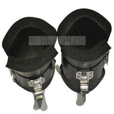300KG Cap. Gravity Boots Inversion Therapy Boots Gym Fitness Suspension Boot